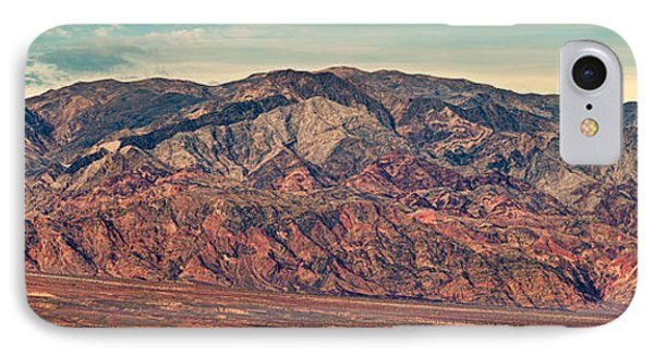 Landscape With Mountain Range IPhone Case by Panoramic Images