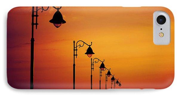 Lanterns Phone Case by Jelena Jovanovic