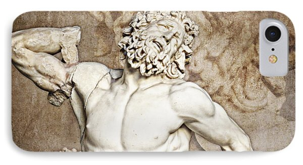 Laocoon IPhone Case by Joe Winkler