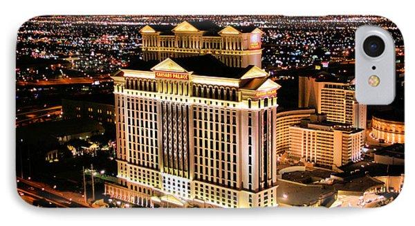 Las Vegas Phone Case by Kristin Elmquist