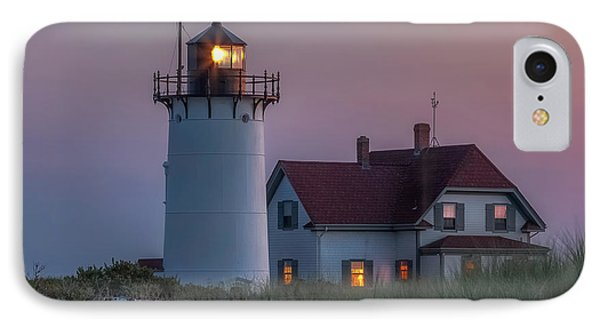 Last Light Square IPhone Case by Bill Wakeley