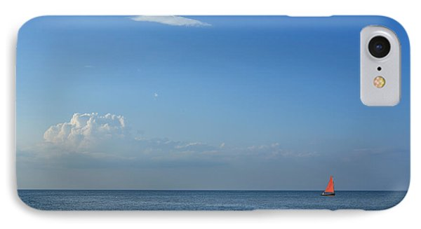 Late Afternoon Sail IPhone Case by Diane Diederich