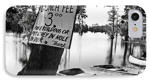Launch Fee Phone Case by Scott Pellegrin