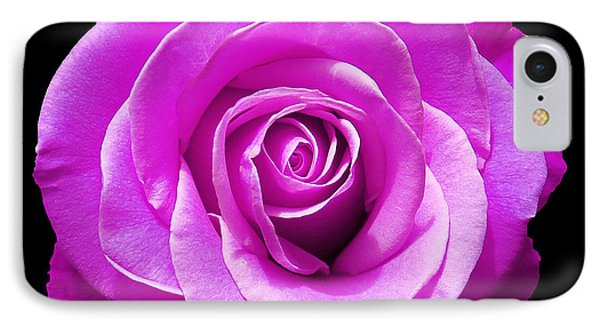 Lavender Rose Phone Case by Aimee L Maher Photography and Art Visit ALMGallerydotcom