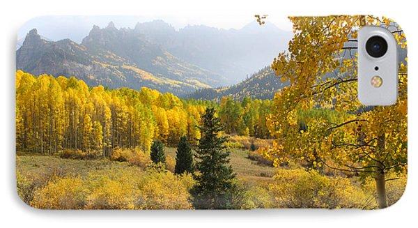 Leaf Days IPhone Case by Eric Glaser