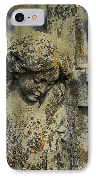 Lean On Me IPhone Case by Terry Rowe