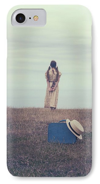 Leaving The Past Behind Me Phone Case by Joana Kruse
