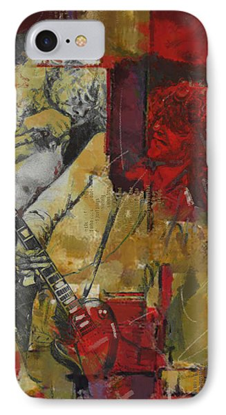 Led Zeppelin IPhone 7 Case by Corporate Art Task Force