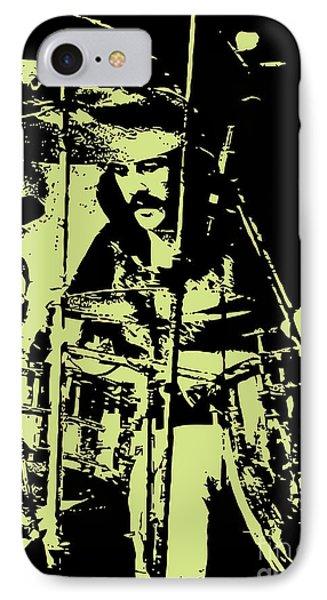 Led Zeppelin No.05 IPhone 7 Case by Caio Caldas