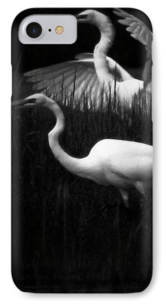 Let's Just Wing It Phone Case by Robert McCubbin