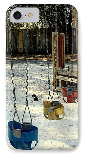 Let's Swing IPhone Case by Debra Forand