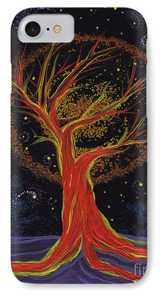 Life Blood Tree By Jrr Phone Case by First Star Art