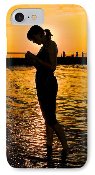 Light Of My Life Phone Case by Frozen in Time Fine Art Photography