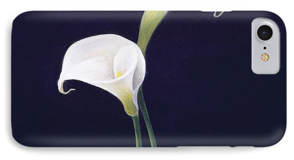Lily IPhone 7 Case by Lincoln Seligman