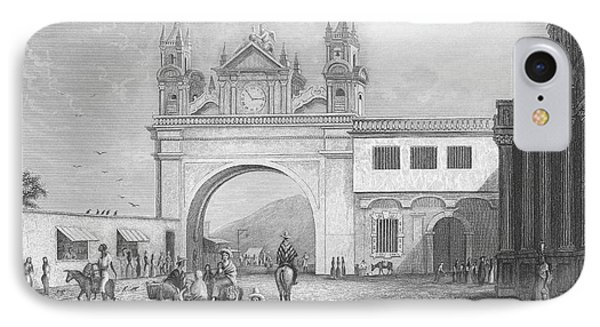 Lima Gateway IPhone Case by British Library