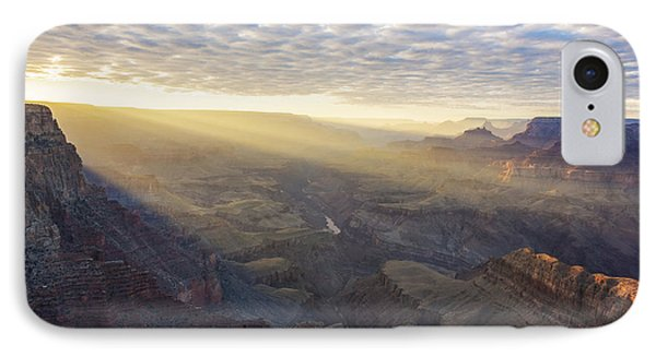 Lipon Point Sunset - Grand Canyon National Park - Arizona Phone Case by Brian Harig