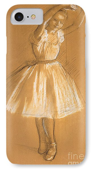 Little Dancer IPhone Case by Edgar Degas