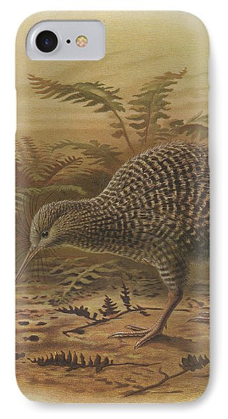 Little Spotted Kiwi IPhone 7 Case by J G Keulemans