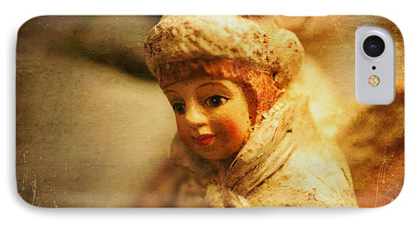Littlest Angel Phone Case by Terry Rowe