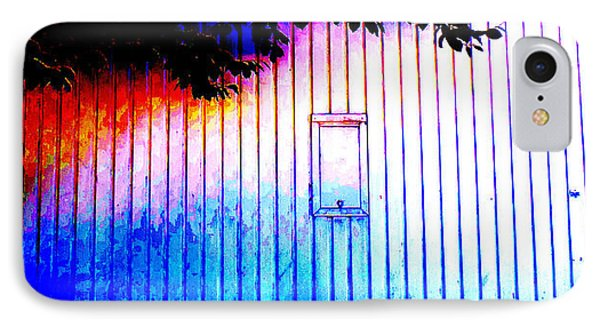 Location 54 North  A Shed Full Of Surprises Phone Case by Sir Josef - Social Critic - ART