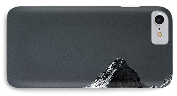 Lofoten Peak IPhone Case by Dave Bowman