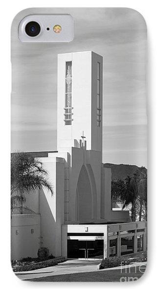 Loma Linda University Church Phone Case by University Icons