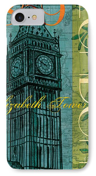 London 1859 IPhone Case by Debbie DeWitt