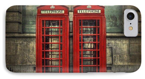 London Calling Phone Case by Evelina Kremsdorf
