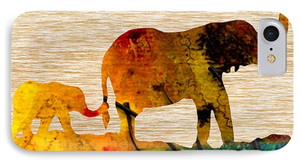 Long Beautiful Journey IPhone Case by Marvin Blaine