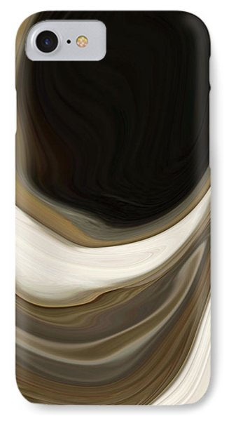 Look You Down Into Your Well Phone Case by Chad Miller
