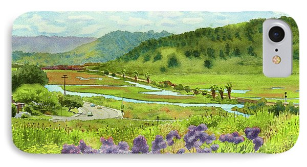 Los Penasquitos Looking East IPhone Case by Mary Helmreich