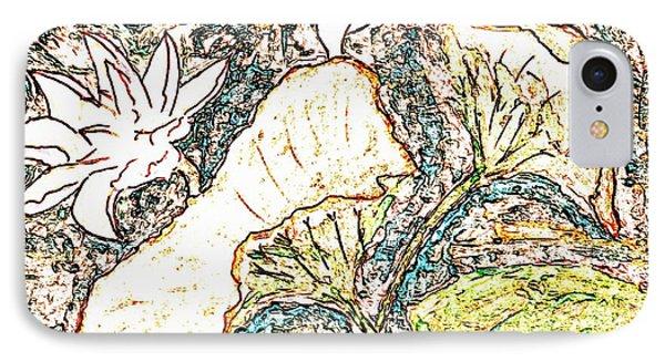 Lotus IPhone Case by  Renee McDaniel