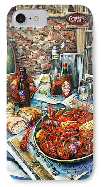 Louisiana Saturday Night IPhone Case by Dianne Parks