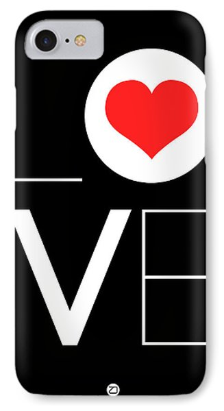 Love  Poster 7 IPhone Case by Naxart Studio
