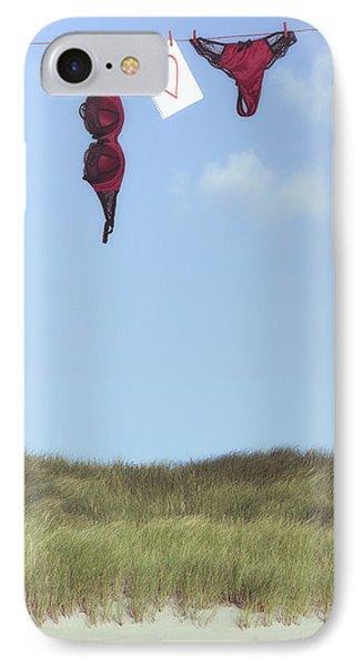 Loveletter From Cloud 9 IPhone Case by Joana Kruse