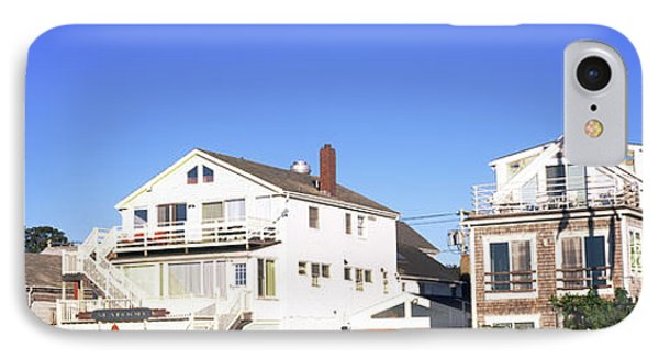 Low Angle View Of Buildings, Cape Cod IPhone Case by Panoramic Images