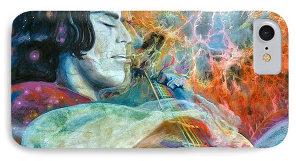 Lullabies For Nebulas IPhone Case by Kd Neeley