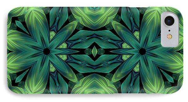 Luscious Greenery IPhone Case by Georgiana Romanovna