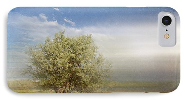 Lyrical Tree - 01bt01aa IPhone Case by Variance Collections