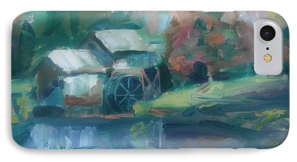 Mabry Mill Phone Case by Donna Tuten