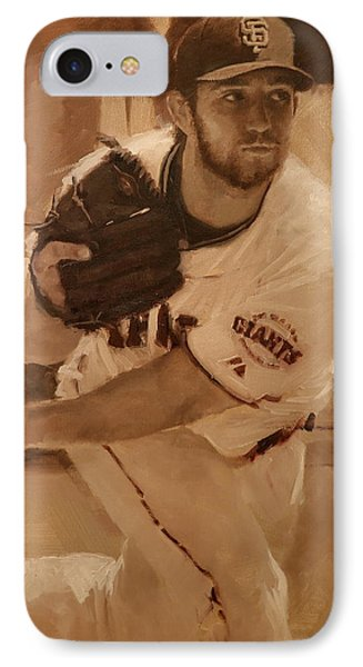 Madbum 2012 IPhone Case by Darren Kerr