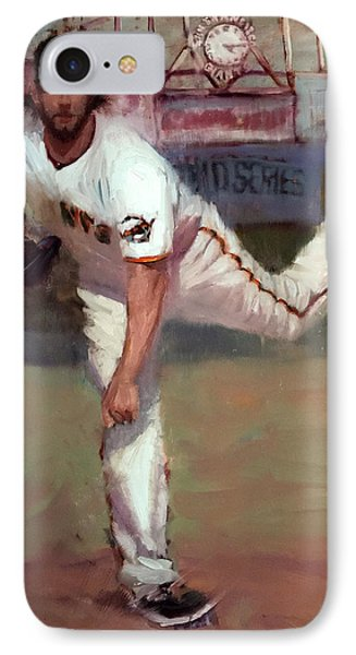 Madbum World Series Mvp IPhone Case by Darren Kerr