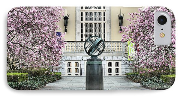 Magnolia Plaza Phone Case by JC Findley