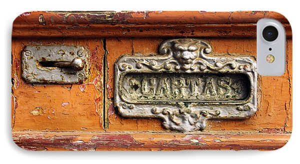 Mail Slot IPhone Case by Carlos Caetano