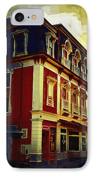 Main Street Usa Phone Case by Kirt Tisdale