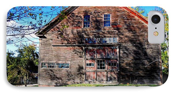 Maine Barn Phone Case by Marcia L Jones