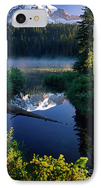 Majestic Reflection Phone Case by Inge Johnsson