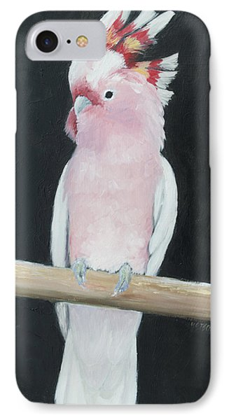 Major Mitchell Cockatoo IPhone Case by Jan Matson