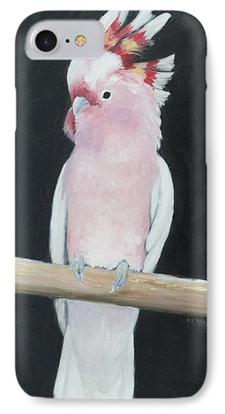 Major Mitchell Cockatoo IPhone 7 Case by Jan Matson