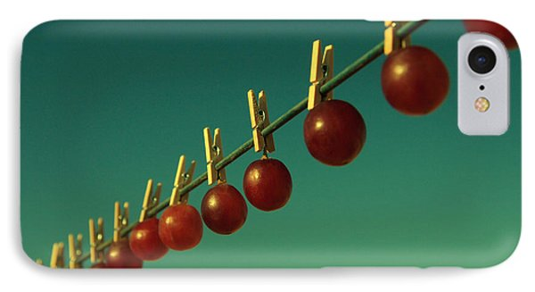 Making Raisins. Phone Case by Beata  Czyzowska Young